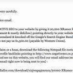 Suchmaschinenoptimierung Newsletter September 2014