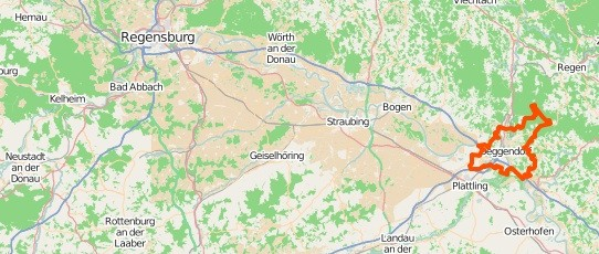 SEO Regensburg Einsatzgebiet