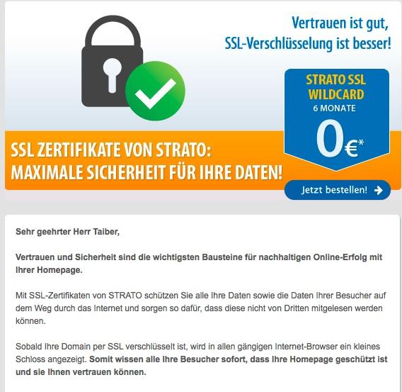 Strato-SSL