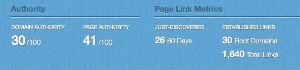 Page Authority erhöhen