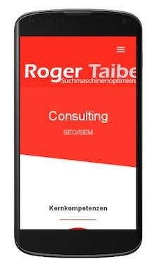 SEO Regensburg Mobil Logo