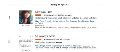 Google Trend Blog Tipps