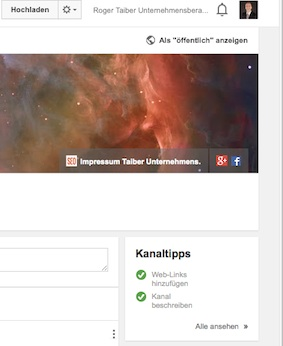 Kanaltipps Youtube SEO