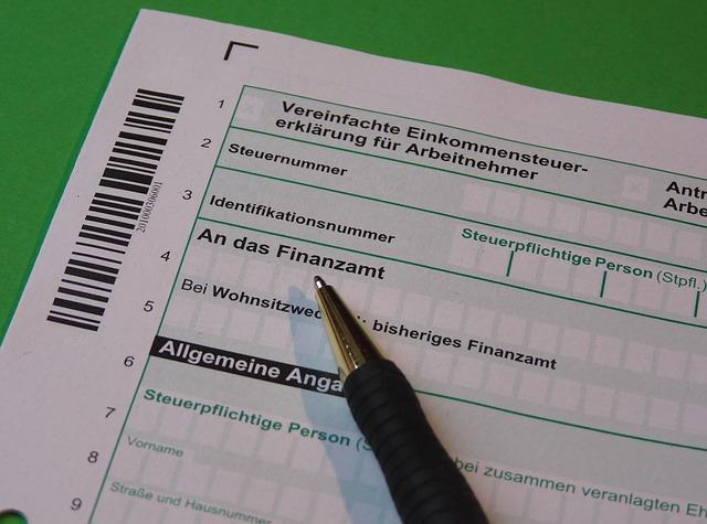 Umsatzsteuerklärung