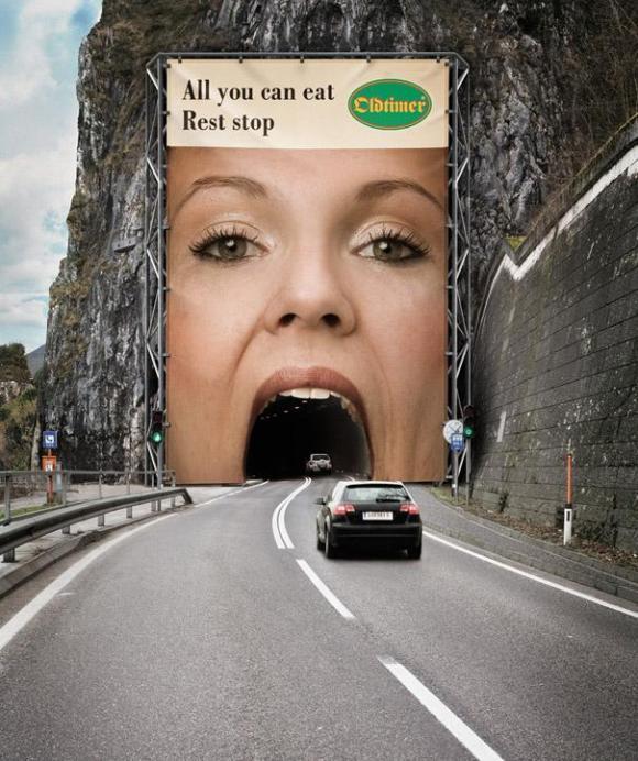 Restaurant Guerilla Marketing