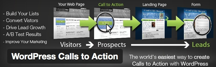 Call to Action Plugin WordPress