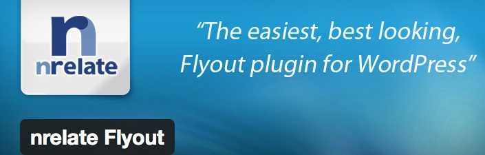 Nrelate Flyout Plugin WordPress