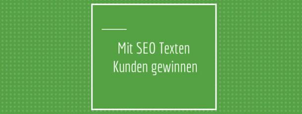SEO Texte – Neue Inhalte für die Website
