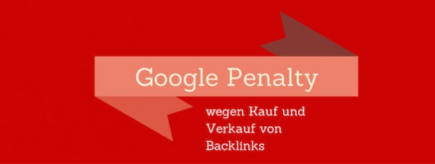 Google Penalty Backlinkseller