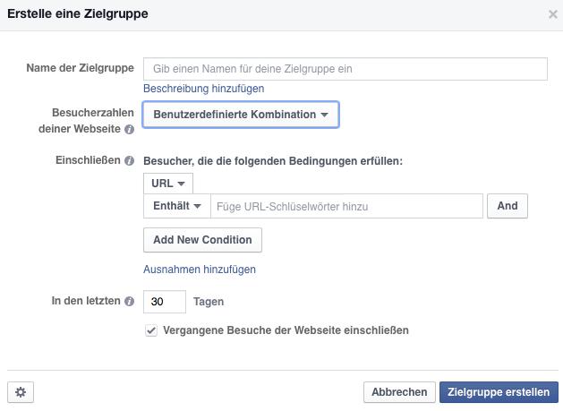 Retargeting Facebook Guide