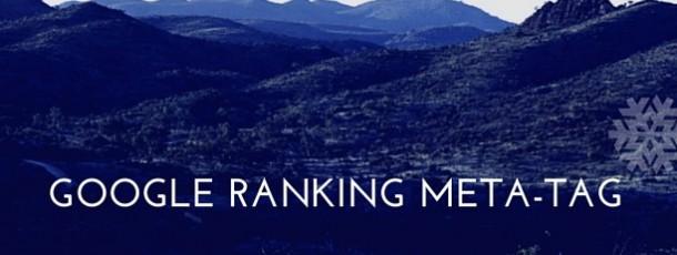 Google Ranking: Tipps für Top Meta Title & Description