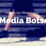 Mitarbeiter zu Social Media Botschaftern machen