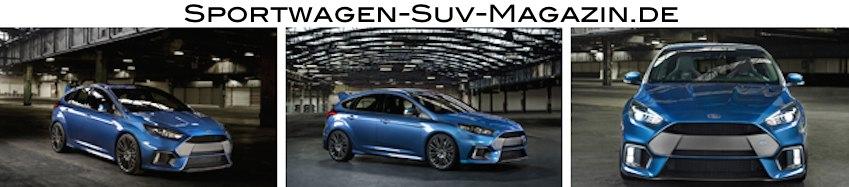 Sportwagen-SUV-Magazin Banner