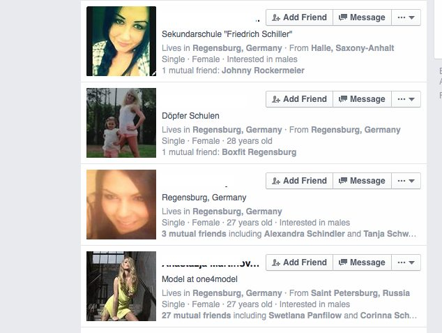facebook partnersuche Kleve