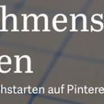 Keywords und Interessen für Pinterest finden