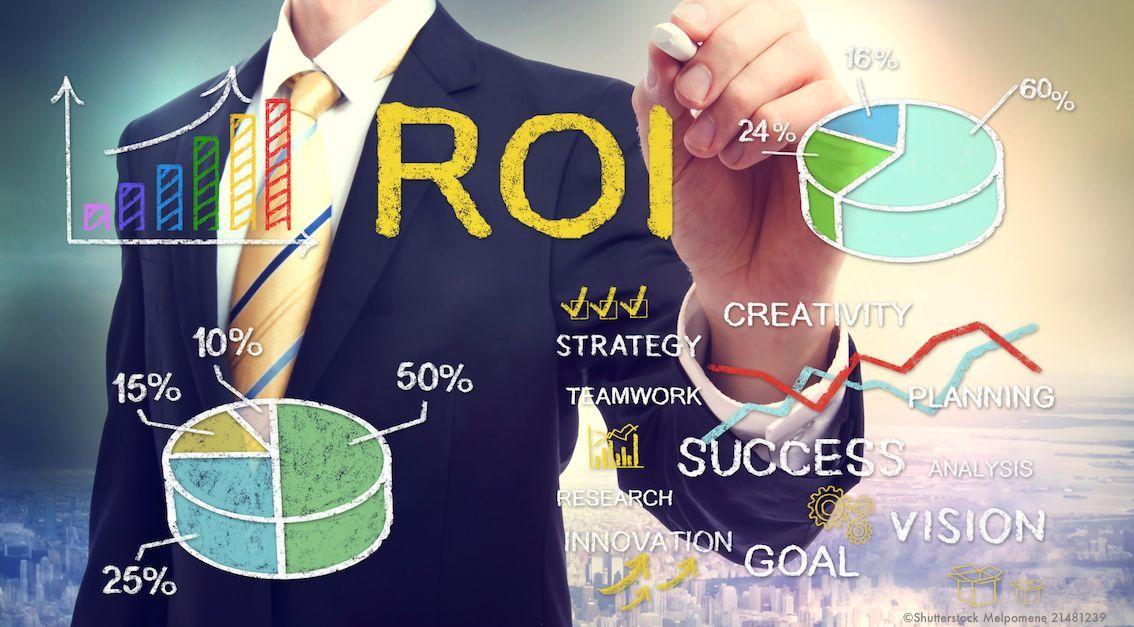 ROI Analyse Marketing