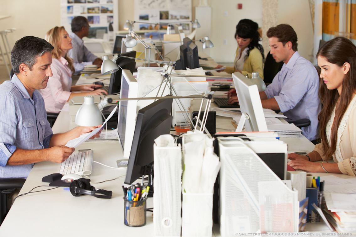 SEO Texte erstellen Büromitarbeiter