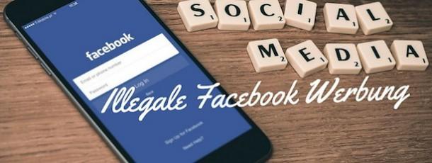Illegale Facebook Ads mit UID