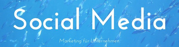 Social Media Marketing für Unternehmen
