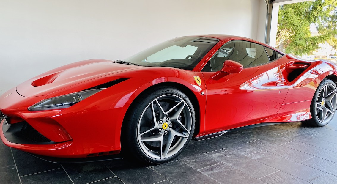 Ferrari als Firmenwagen absetzen